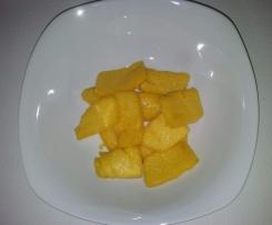 Sgagliozze (frittelle di polenta)