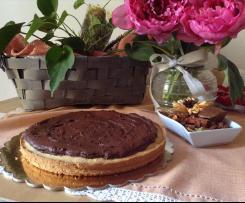 Ciocco frolla piacentina o torta di Vigolo Marchese