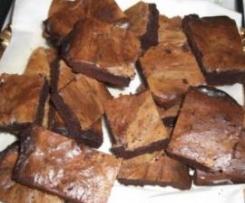 Brownies con formaggio