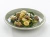 Gnocchi di lenticchie con luganega