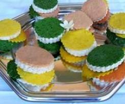 bocconcini tricolori Finger food