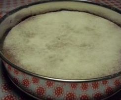 Torta di Santina (di nocciole)
