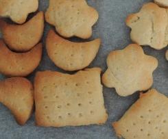 Biscotti per la colazione al miele