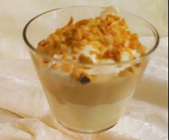 Dessert alla nocciola