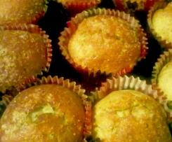 muffin salati zucchine e pancetta
