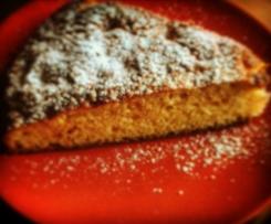 """Focaccia ( dolce) di Giaveno ( con impasto per pizza """"scoppiato"""")"""