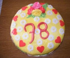 Torta in PDZ setosa
