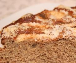 Torta Cassandra con farina di farro e di castagne