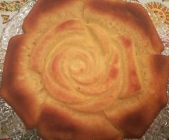 TORTA DI MELE FRULLATE
