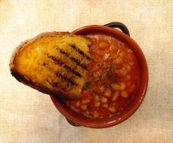 Zuppa di fagioli alla messicana Veg