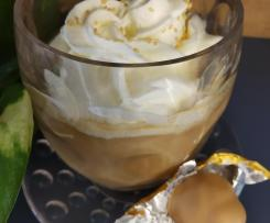 Gold hot chocolate- CONTEST CIOCCOLATA CALDA