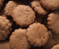 Biscotti di quinoa e farro