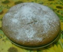 Torta Gocciola