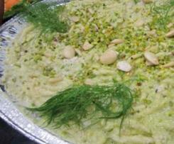Trofie allo Spada e Pesto ai sapori di Calabria