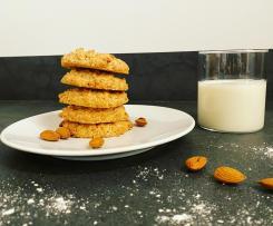 Biscottini Mandorle e Avena
