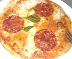 Pizza doppia cottura