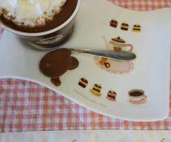 Cioccolata calda alla banana-CONTEST CIOCCOLATA CALDA