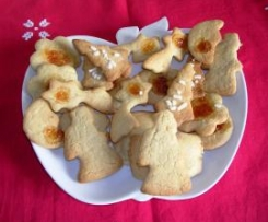Biscotti di farro al profumo d'arancia
