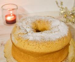 Chiffon cake agli agrumi
