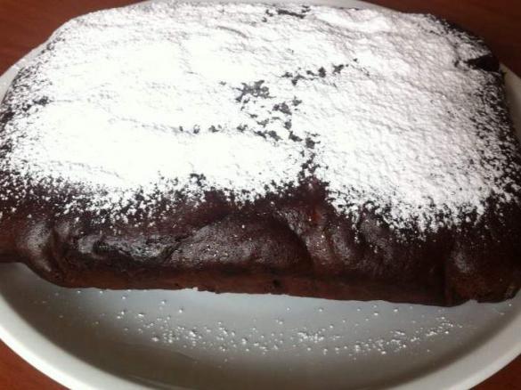 Torta al cioccolato ricetta bimby tm31