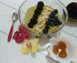 SMOOTHIE CON YOGURT ALLA VANIGLIA ~ contest dessert yogurt ~