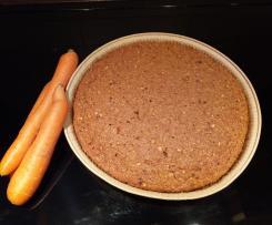 """Torta di carote """"coi fiocchi"""""""