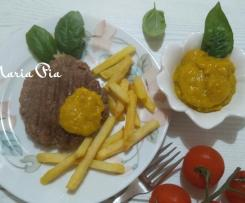 SALSA DI MANGO AL CURRY