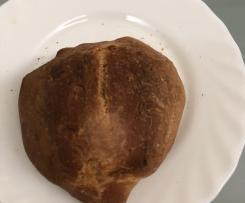 Pane ragusano col lievito madre