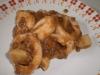 Anelli di totano con lenticchie e patate