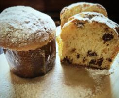 Panettone con lievito madre, ricetta Massari adattata al bimby e alla preparazione casalinga