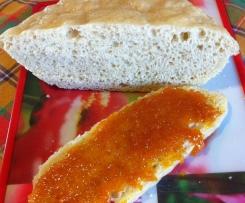 Marmellata ACE con pane a vapore