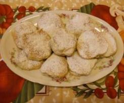 Finte tigelle dolci (riciclo di pasta madre dalla ricetta di wlapappa)