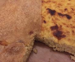 Torta di riso della nonna Anna (Tanto devota a San Vito di Marola - SP)