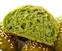 Panini agli spinaci