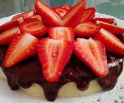Torta FragolAvaroma  - la magia del vapore contest