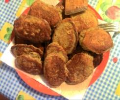 Frittatine di pistacchio (o frittata di pistacchio al Varoma)