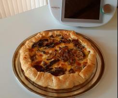 Torta salata di melanzane (contest primavera)