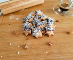 Biscotti mandorle e cioccolato di Marco Bianchi