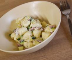 Gnocchi alle zucchine e speck
