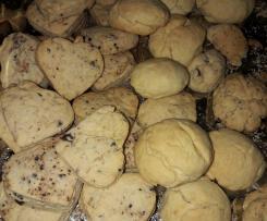 Biscotti all acqua senza lattosio