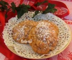 Biscotti sapore di strudel (Natale)