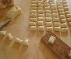 gnocchi express senza patate