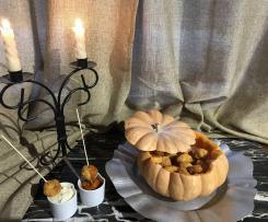 Polpette di zucca 🎃 staffetta Halloween