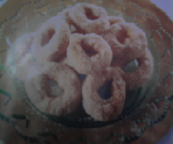Ciambelle fritte