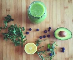 Super green smoothie