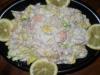 Insalata Capricciosa di pesce e Yogurt