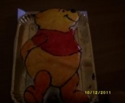 torta compleanno winnie pooh