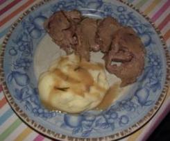 Arrosto di maiale con purè