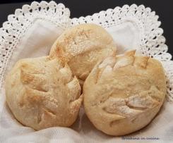Panini croccanti con lievito madre