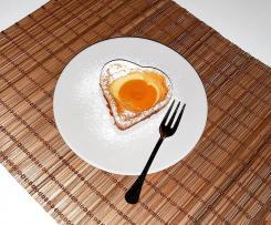 Tortini alle albicocche sciroppate (senza zucchero aggiunto)